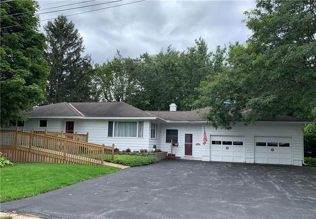 282 Walnut Street, Oswego-City, NY 13126 (MLS #S1367501) :: Robert PiazzaPalotto Sold Team
