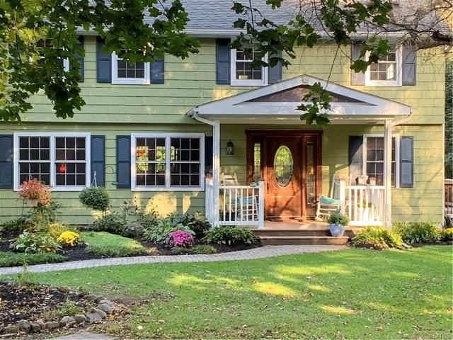 2926 W West Lake Road, Cazenovia, NY 13035 (MLS #S1368856) :: Serota Real Estate LLC