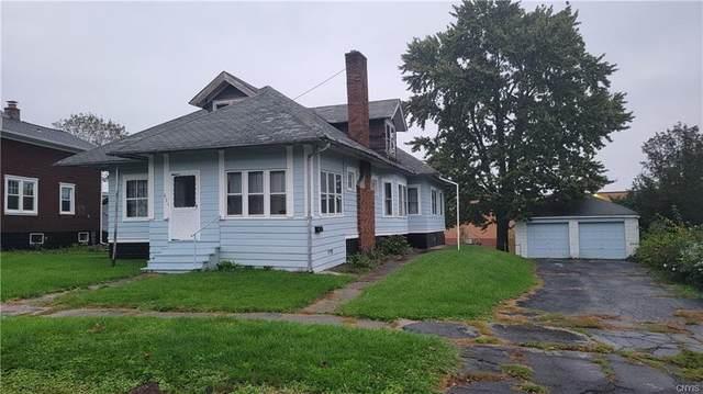 631 S Wilbur Avenue, Syracuse, NY 13204 (MLS #S1370339) :: Serota Real Estate LLC