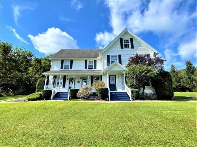301 Old State Road, Newport, NY 13431 (MLS #S1371884) :: TLC Real Estate LLC