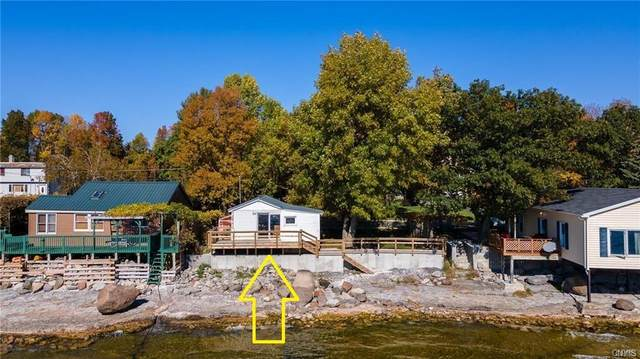 21053 County Route 59, Brownville, NY 13634 (MLS #S1373112) :: TLC Real Estate LLC