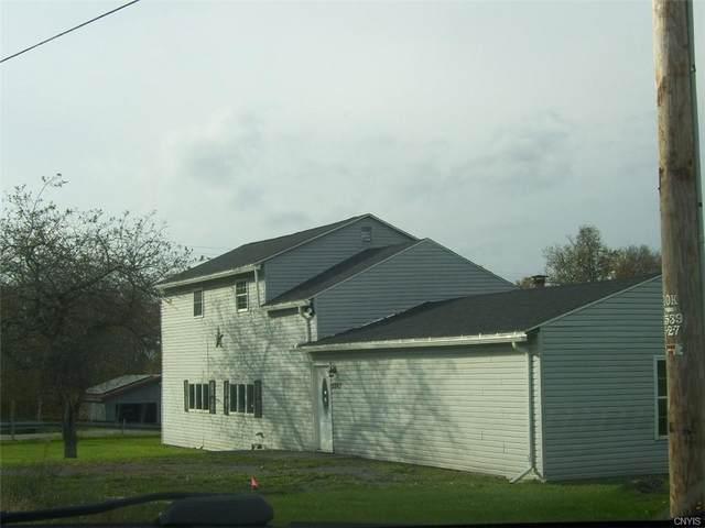 5563 Howell Road, Locke, NY 13092 (MLS #S1374474) :: Serota Real Estate LLC