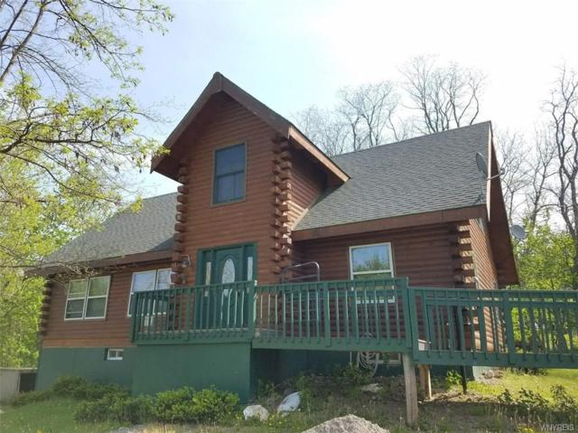 13495 W Lee Road, Barre, NY 14411 (MLS #B1043016) :: Updegraff Group