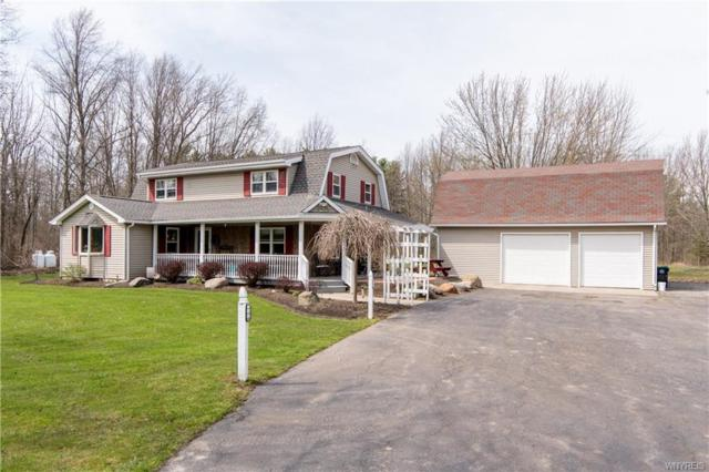 3315 Youngstown Lockport Road, Wilson, NY 14131 (MLS #B1114161) :: Robert PiazzaPalotto Sold Team