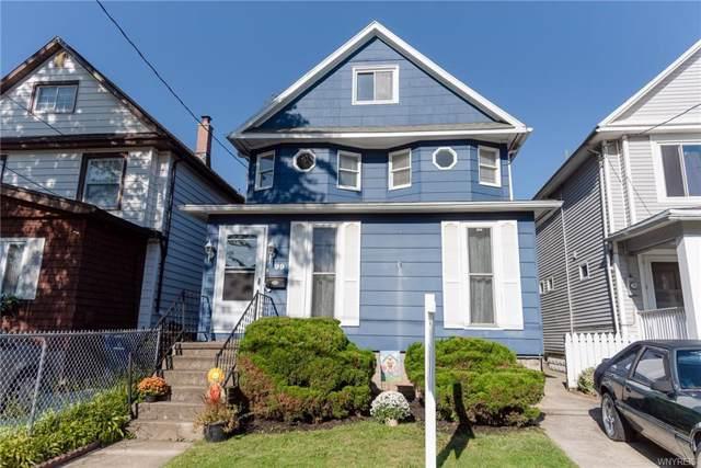 99 Chadduck Avenue, Buffalo, NY 14207 (MLS #B1229526) :: The Glenn Advantage Team at Howard Hanna Real Estate Services