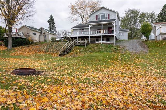 12975 Hillcrest Drive, Carlton, NY 14411 (MLS #B1236015) :: Robert PiazzaPalotto Sold Team