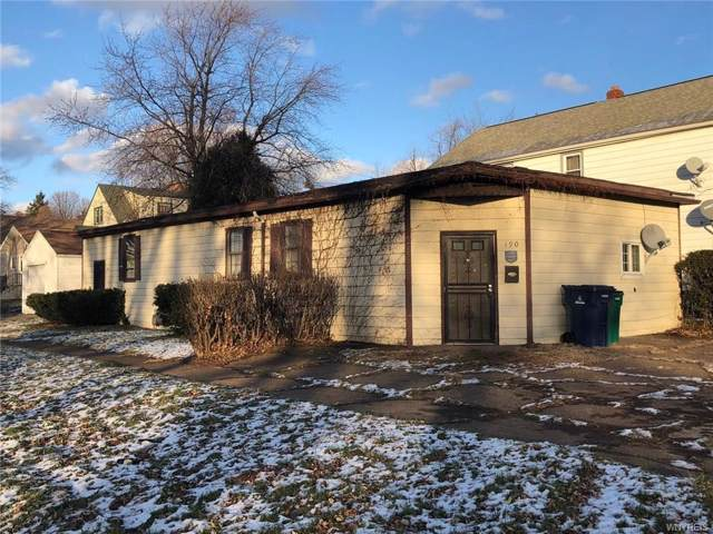 190 Davidson Avenue, Buffalo, NY 14215 (MLS #B1242502) :: BridgeView Real Estate Services