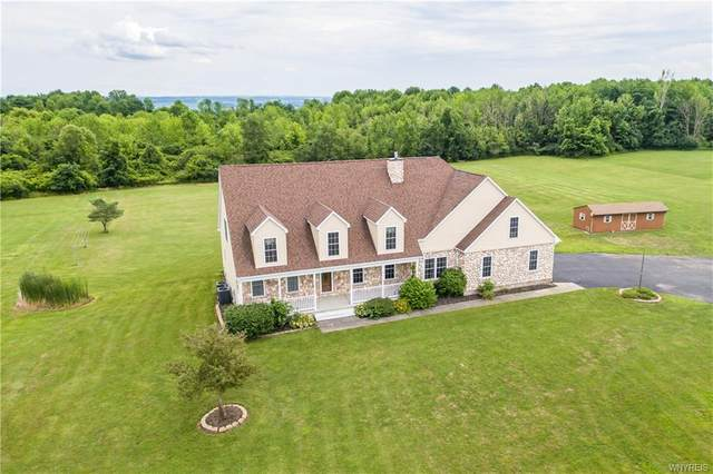 2337 Donnelly Lane, Leicester, NY 14481 (MLS #B1254334) :: TLC Real Estate LLC