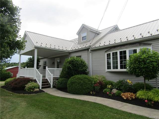 10638 Sisson Highway, North Collins, NY 14057 (MLS #B1256217) :: Robert PiazzaPalotto Sold Team