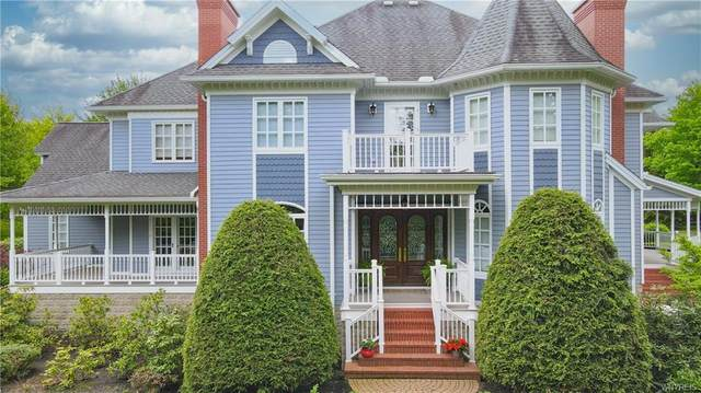 12449 Centerline Road, Wales, NY 14139 (MLS #B1256935) :: Lore Real Estate Services