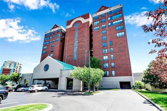 406 Admirals Walk, Buffalo, NY 14202 (MLS #B1258184) :: Robert PiazzaPalotto Sold Team