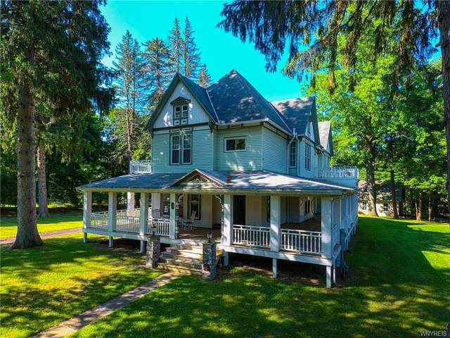 467 N Main Street, Wellsville, NY 14895 (MLS #B1270473) :: Lore Real Estate Services