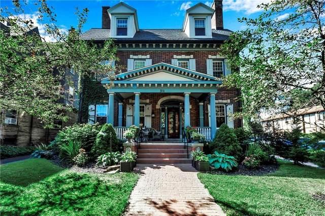 312 Summer Street, Buffalo, NY 14222 (MLS #B1278930) :: Robert PiazzaPalotto Sold Team