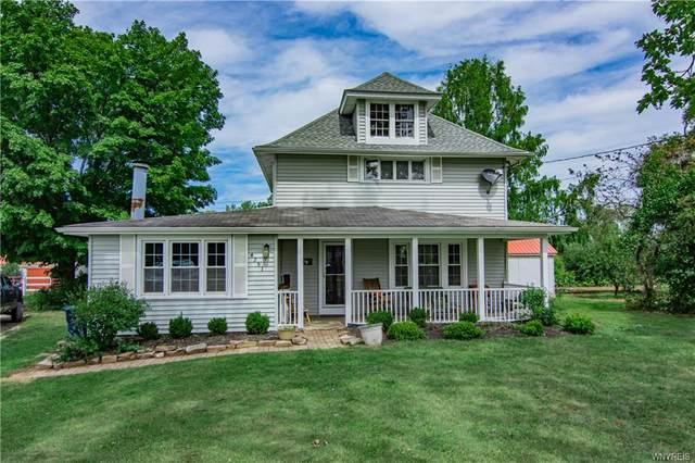 4251 N Ridge Road, Cambria, NY 14094 (MLS #B1291476) :: Lore Real Estate Services