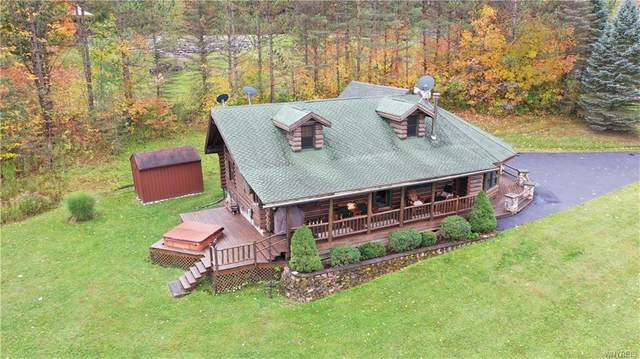 9 Dublin Meadows, Mansfield, NY 14779 (MLS #B1298846) :: BridgeView Real Estate Services