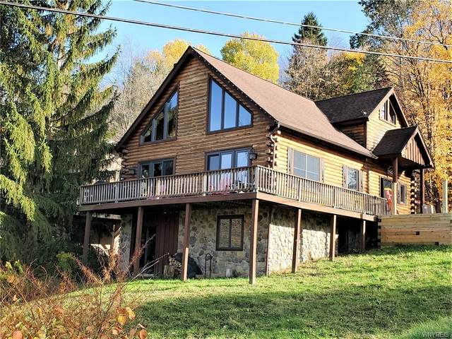 2 Easy Street, Ellicottville, NY 14731 (MLS #B1301275) :: MyTown Realty