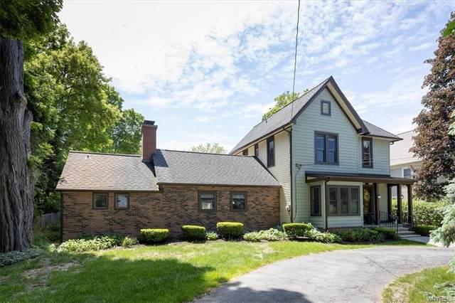 6695 E Quaker Street, Orchard Park, NY 14127 (MLS #B1319870) :: TLC Real Estate LLC