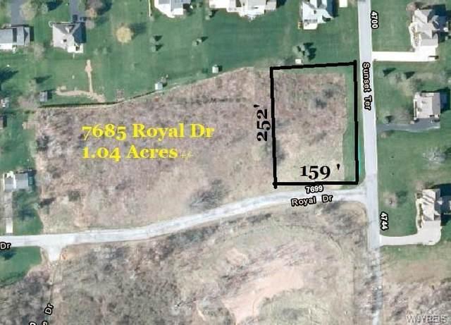 7685 Royal Drive, Royalton, NY 14067 (MLS #B1321506) :: Robert PiazzaPalotto Sold Team