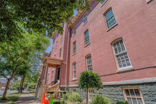 125 Edward Street 3G, Buffalo, NY 14201 (MLS #B1347182) :: BridgeView Real Estate