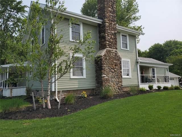 4541 Wilson Burt Road, Wilson, NY 14172 (MLS #B1352822) :: BridgeView Real Estate
