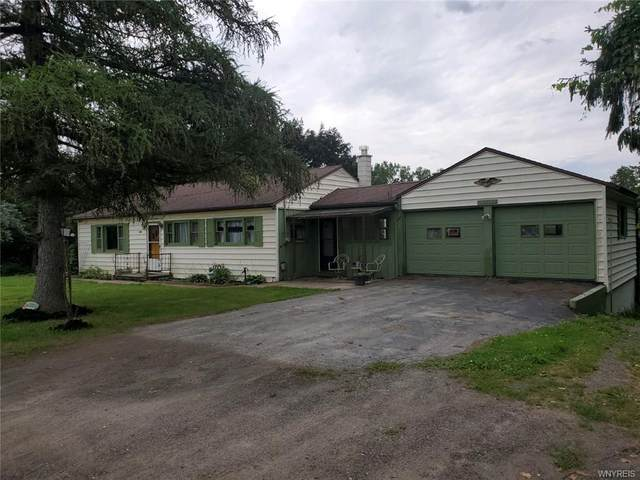 11804 Ridge Road, Ridgeway, NY 14103 (MLS #B1357283) :: BridgeView Real Estate