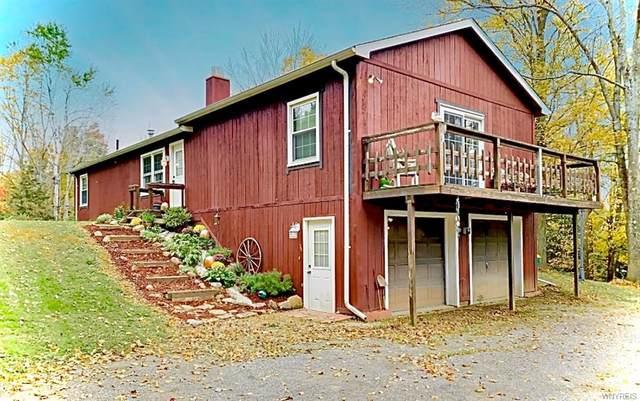 9548 E Holland Road, Holland, NY 14080 (MLS #B1367422) :: Serota Real Estate LLC