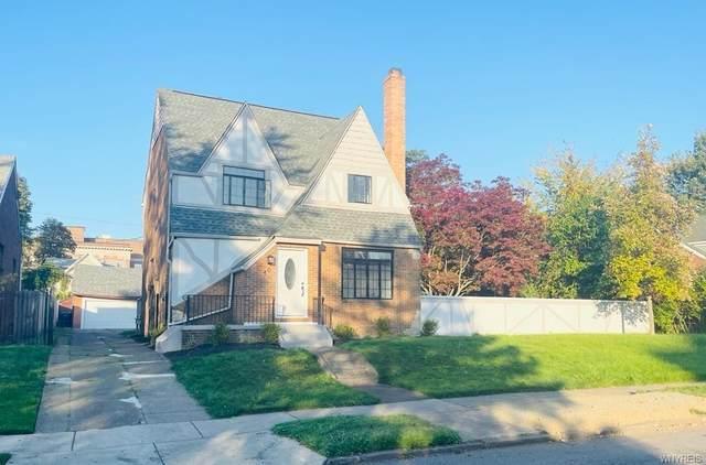 40 E Depew Avenue, Buffalo, NY 14214 (MLS #B1371605) :: Serota Real Estate LLC