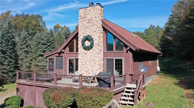 8110 Jackman Hill Road, Ellicottville, NY 14171 (MLS #B1371703) :: 716 Realty Group