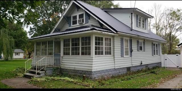 3371 N Gravel Road, Ridgeway, NY 14103 (MLS #B1373223) :: Serota Real Estate LLC