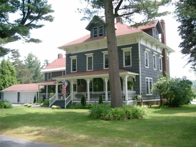124 Birch St Old Forge, Webb, NY 13420 (MLS #R1028982) :: The Rich McCarron Team