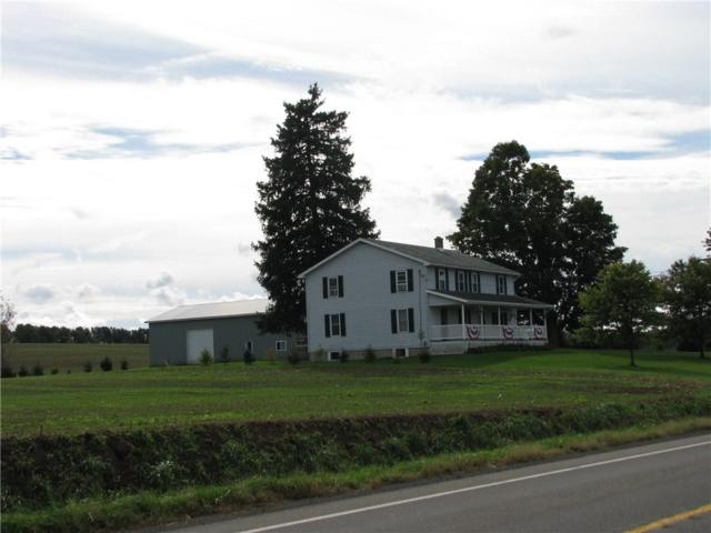2870 State Route 414, Galen, NY 14433 (MLS #R1126466) :: The Chip Hodgkins Team