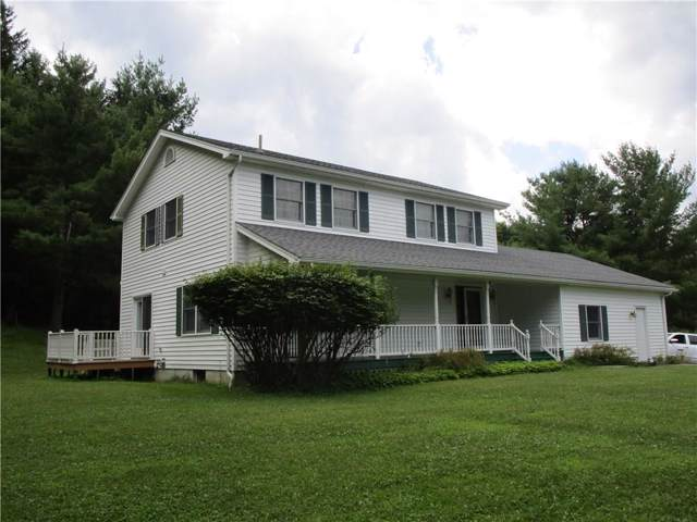 2810 Hillcrest Drive, Wellsville, NY 14895 (MLS #R1217356) :: Robert PiazzaPalotto Sold Team