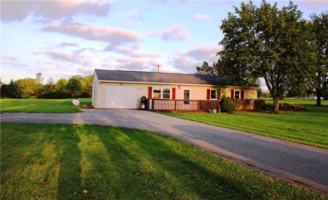 2261 Olmstead Road, West Bloomfield, NY 14469 (MLS #R1224976) :: The Glenn Advantage Team at Howard Hanna Real Estate Services