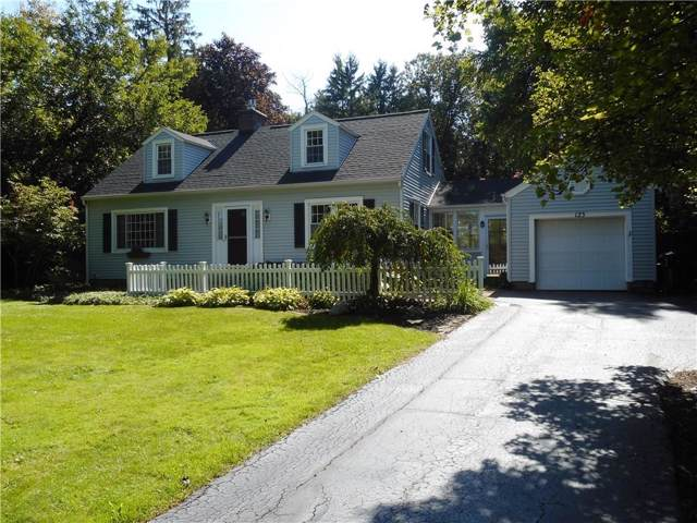 123 Sunset Boulevard, Pittsford, NY 14534 (MLS #R1225469) :: Updegraff Group