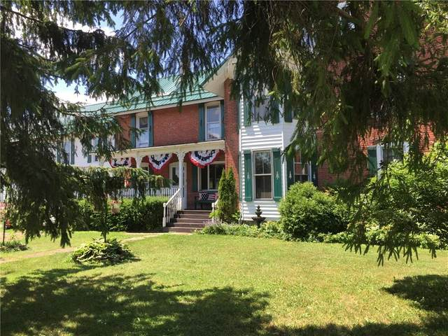 2007 Sand Hill Road, Sempronius, NY 13118 (MLS #R1245762) :: 716 Realty Group