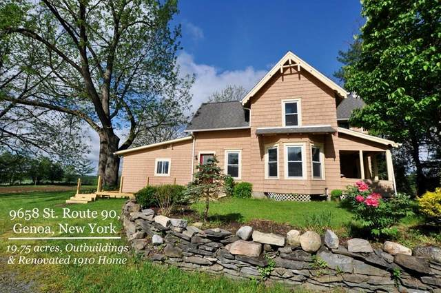 9658 State Route 90, Genoa, NY 13071 (MLS #R1248452) :: Lore Real Estate Services
