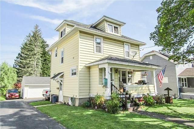 338 Cole Avenue, Jamestown, NY 14701 (MLS #R1252905) :: BridgeView Real Estate Services