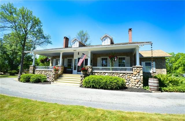 3402 West Lake Road, Canandaigua-Town, NY 14424 (MLS #R1271097) :: Updegraff Group