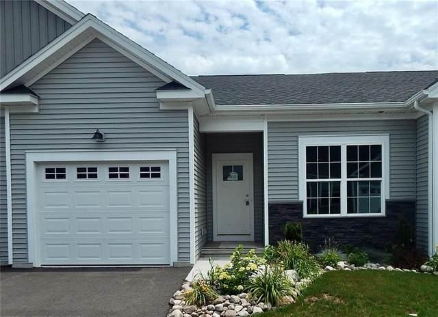 6206 Blossom Ridge Circle #403, Ontario, NY 14519 (MLS #R1290674) :: Lore Real Estate Services