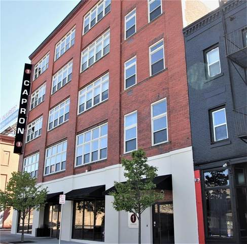 1 Capron Street Un504, Rochester, NY 14607 (MLS #R1320235) :: 716 Realty Group