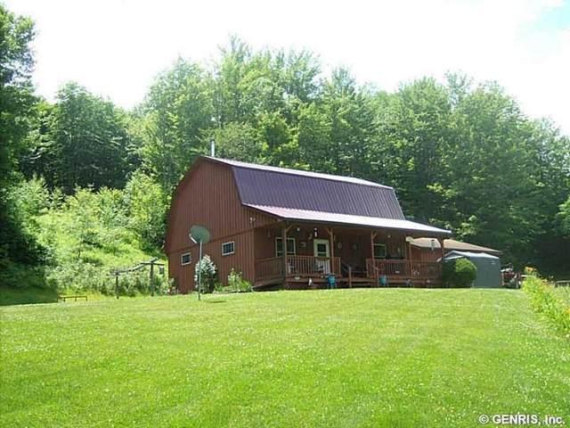 3945 Fords Brook North, Alma, NY 14895 (MLS #R1327796) :: BridgeView Real Estate