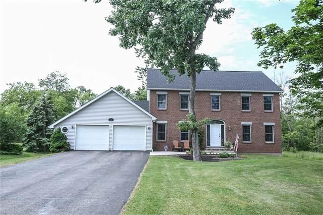 89 Saint Katherine Way, Clarkson, NY 14420 (MLS #R1342395) :: Robert PiazzaPalotto Sold Team