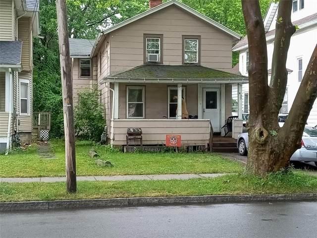 42 Bloss Street, Rochester, NY 14608 (MLS #R1350835) :: Robert PiazzaPalotto Sold Team