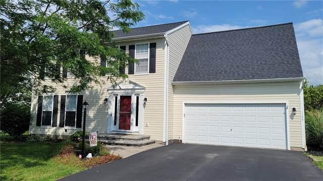 1144 Belmont Drive, Farmington, NY 14425 (MLS #R1351382) :: BridgeView Real Estate Services