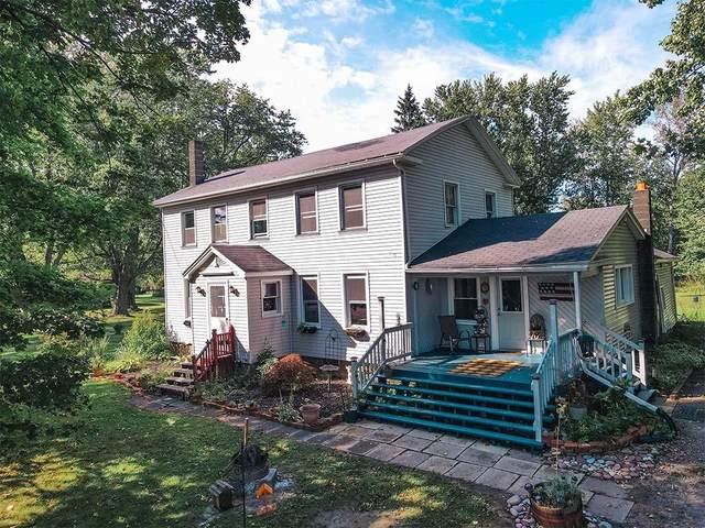 6441 Mill Pond Road, Byron, NY 14422 (MLS #R1354753) :: BridgeView Real Estate