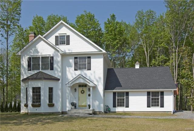 5407 Irish Ridge Road, Fenner, NY 13027 (MLS #S1053536) :: Thousand Islands Realty