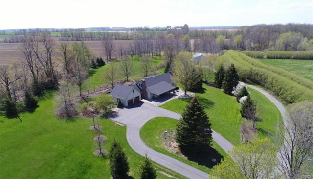 3651 Slate Hill Road, Marcellus, NY 13108 (MLS #S1116265) :: Thousand Islands Realty