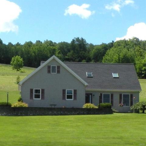4260 E East Hill Road, Georgetown, NY 13072 (MLS #S1126229) :: Thousand Islands Realty