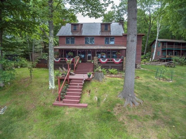 190 Seventh Lake Road, Inlet, NY 13360 (MLS #S1155609) :: Thousand Islands Realty