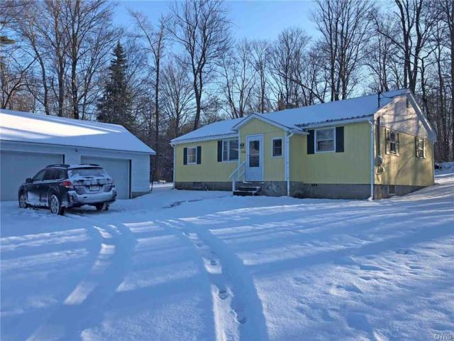 13586 State Route 28, Forestport, NY 13338 (MLS #S1159225) :: BridgeView Real Estate Services